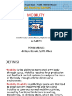Book Reading Mobility Alba
