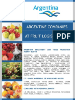 Argentine Companies at Fruit Logistica 2018_0