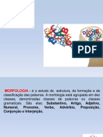 Aula Sobre as Classes Gramaticais (1)
