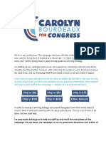 Carolyn Bourdeaux for Congress - GA-07 - Building Our Team!