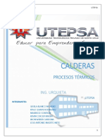 Proyecto Calderas