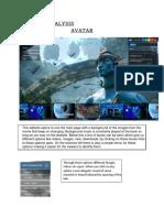 website analysis avatar
