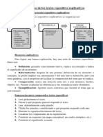 Características de Los Textos Expositivo - Copia