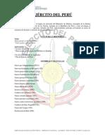 Resumen EJÉRCITO DEL PERÚ Jose Victor Cutipa