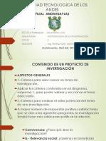 CONTENIDO DE UN PROYECTO DE INVERTIGACIÓN.pptx