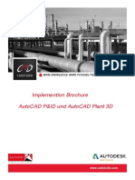 Implementation Brochure PID&Plant 3D