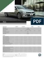 Polo auto 2019