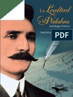 antología poética de Jose Maria Pino Suarez