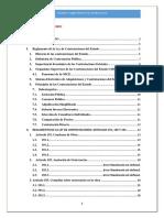 Reglamento de La Ley de Contrataciones 191 192 193