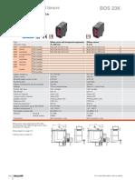 Sensor Fotoeletrico 233871_Object Detection Catalog 208