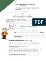 Refurzo Para Prueba de Nivel de Matemática. (Septimo)Docx