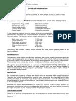 Polyvalent Snake Antivenom - Approved Product Information v6_26 Oct 2016