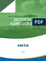 Guia de Boas Praticas Socioambientais Agricultura