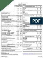 PC Price List