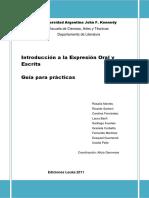 Introducción a La Expresión Oral y Escrita