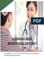Dokter Perkenalkan diri