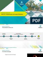 Aula 01 Fundamentos Da Energia Hidráulica
