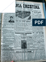 Romania Crestina anul III, nr. 54, 21 noiembrie 1937