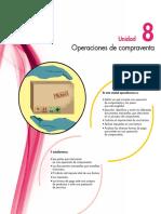 OPERACIONES DE COMPRA Y VENTA