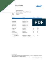 material spec sheets.pdf