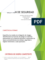 Gestion de Seguridad