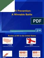 HIV WinnableBattles Presentation