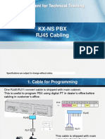 03. RJ45 to RJ11 Cabling
