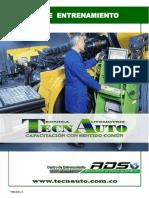 Brochure Capacitaciones