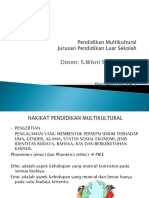 PROBLEM - PENDIDIKAN MULTIKULTURAL DI INDONESIA