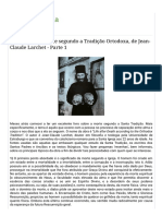 Pan-Ortodoxia_ a Vida Após a Morte Segundo a Tradição Ortodoxa, De Jean-Claude Larchet - Parte 1