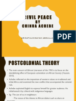 Civil Peace