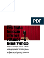 """""""Twin Peaks""""_ Fomos Ao Inferno e Voltámos — e Foi Maravilhoso _ Televisão _ PÚBLICO"""