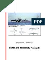 Seaplane Tender Naval Vessel