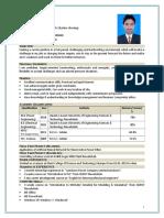 Shafquat CV