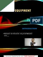 Static Equipment Updated 1