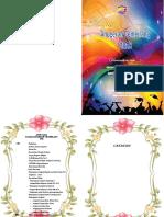 Buku Program Majlis Anugerah Cemerlang 2018