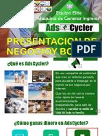 Ads-Cycler El Plan de Compensacion Mas Poderoso Mas Bonos de Equipo