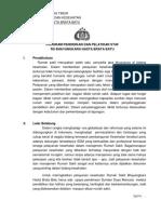 Program Pendidikan Dan Pelatihan Revisi