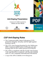 Antidoping Athletes Officials[1]