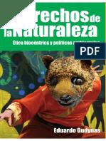 Gudynas - Derechos de La Naturaleza Cap 1 y 2