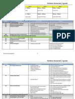 Essentials (4 Day) Agenda BL-9am Start