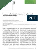 Arbol de La Muerte Rothwell Et Al-2018-American Journal of Botany