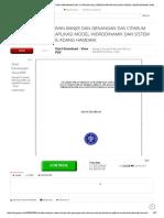 Analisis Wilayah Rawan Banjir Dan Genangan Das Citarum Hulu Berdasarkan Aplikasi Model Hidrodinamik Dan Sistem Informasi Geografis Adang Hamdani - PDF