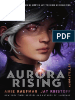 Aurora Rising by Amie Kaufman and Jay Kristoff Excerpt