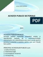 Achizitii Publice Sectoriale_CD