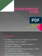 Ajay Pal Natt Oxygen Transport