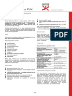 Fosroc Polyurea FLM