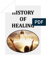 History of Healing.docx