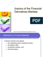 Fin Derivatives Lecture 3