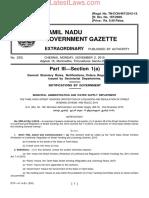 Tamil Nadu Street Vendors (Protection of Livelihood, Regulation of Street Vending and Licensing) Scheme, 2015